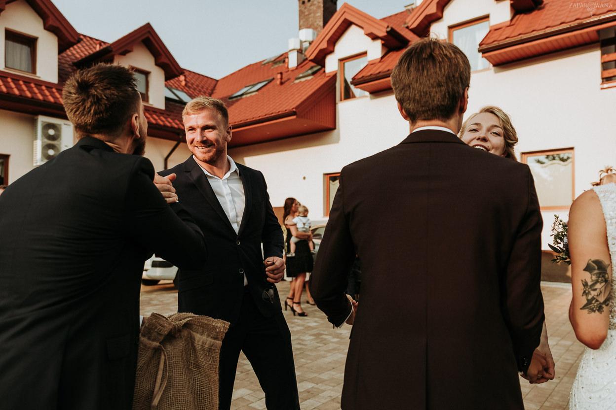 119 - ZAPAROWANA - Ślub A-A