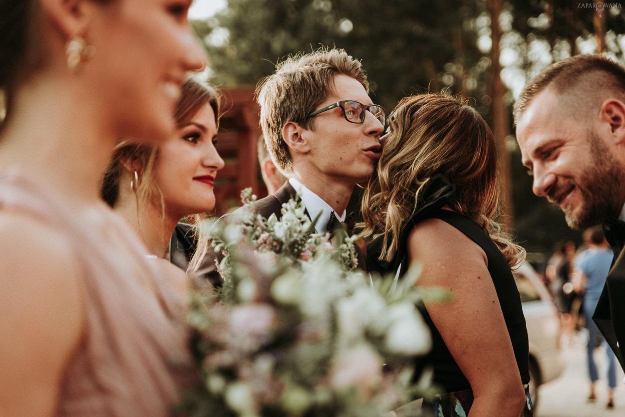 113 - ZAPAROWANA - Ślub A-A