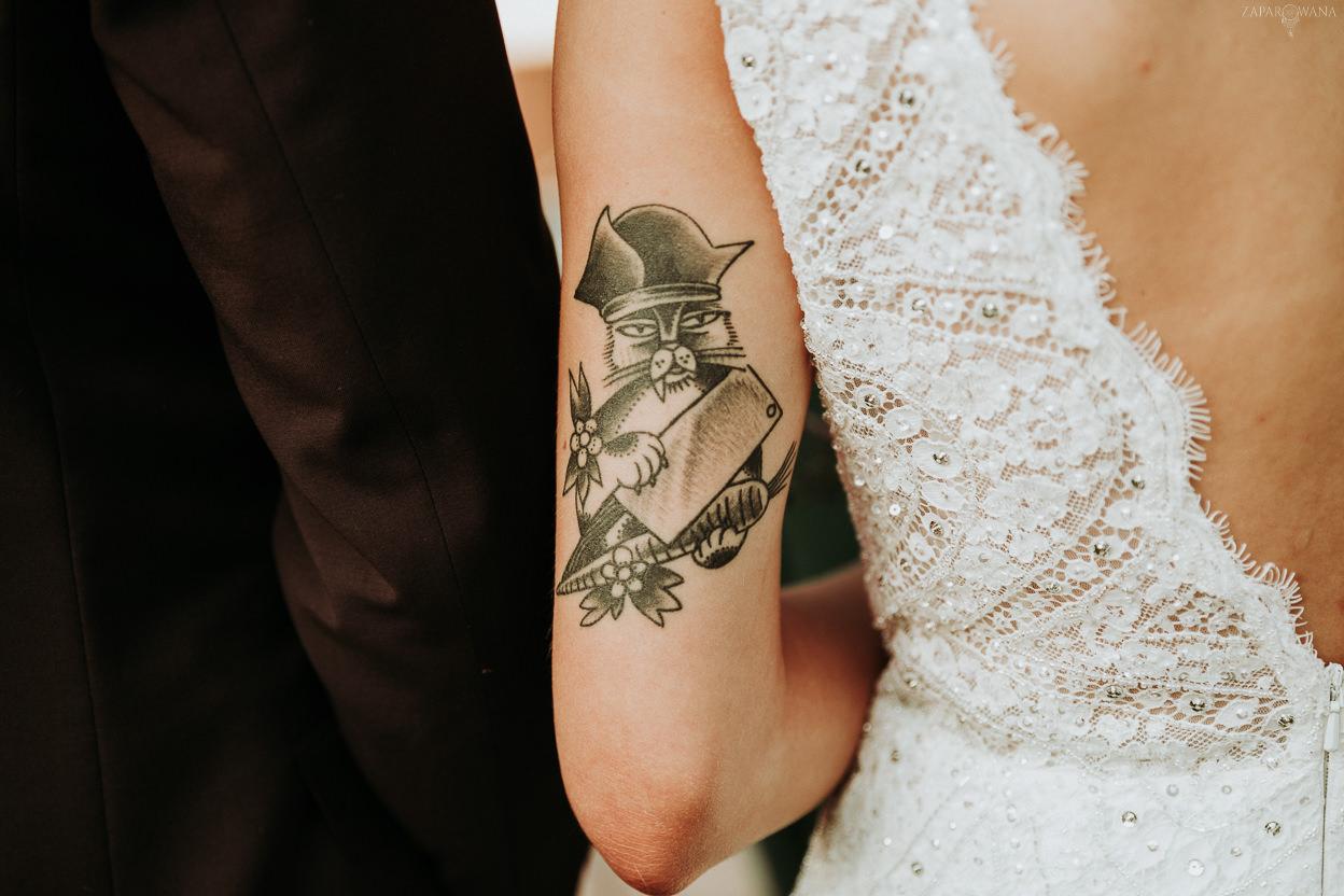 102 - ZAPAROWANA - Ślub A-A