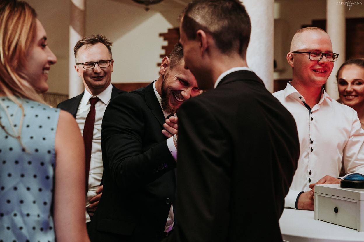 513 - ZAPAROWANA - Ślub A-A