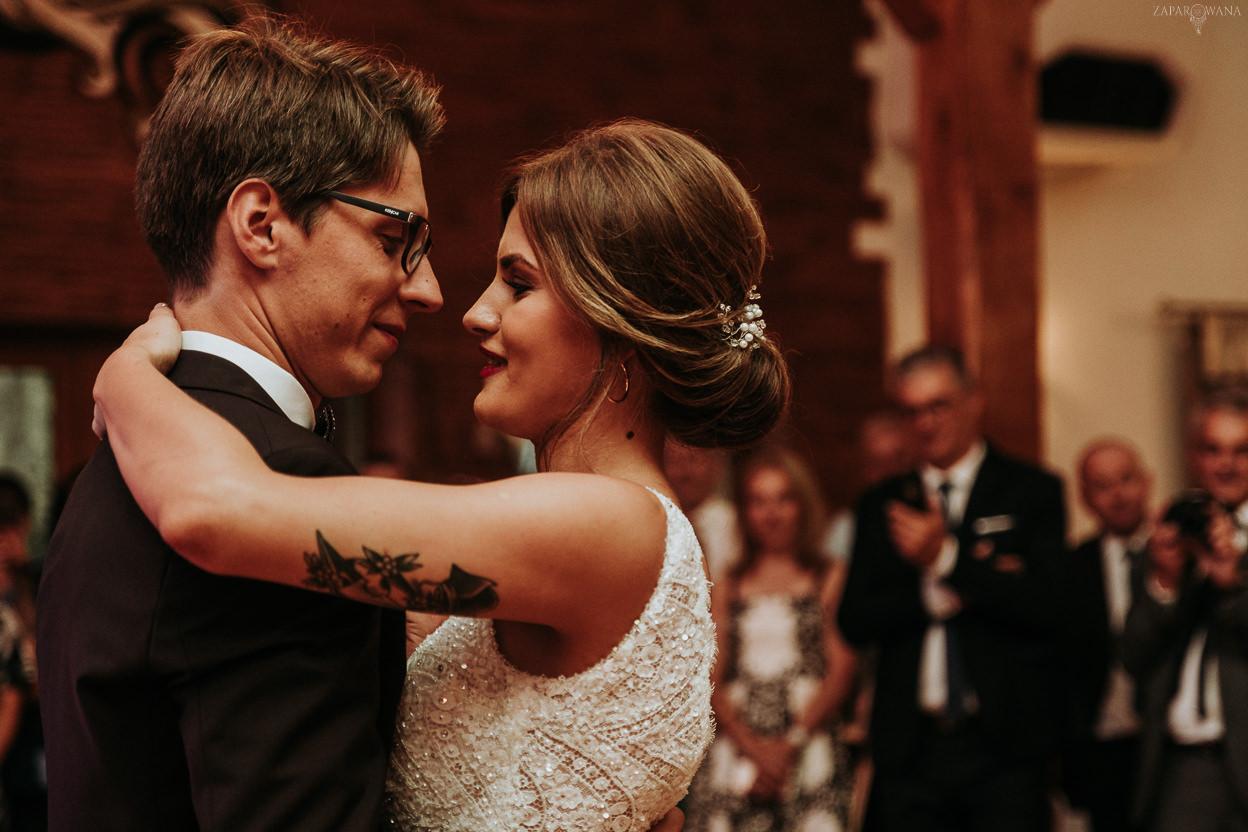 241 - ZAPAROWANA - Ślub A-A