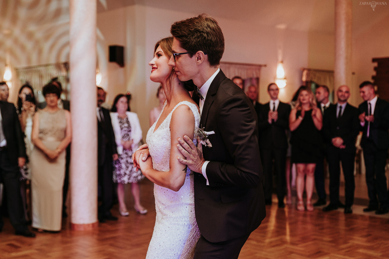 239 - ZAPAROWANA - Ślub A-A