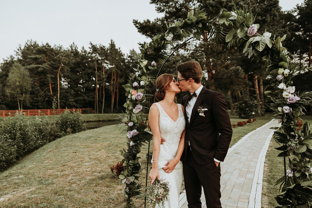 210 - ZAPAROWANA - Ślub A-A