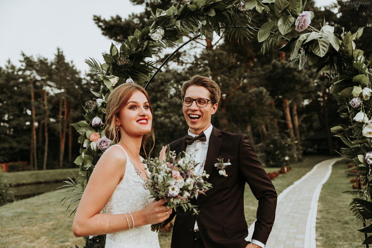 209 - ZAPAROWANA - Ślub A-A
