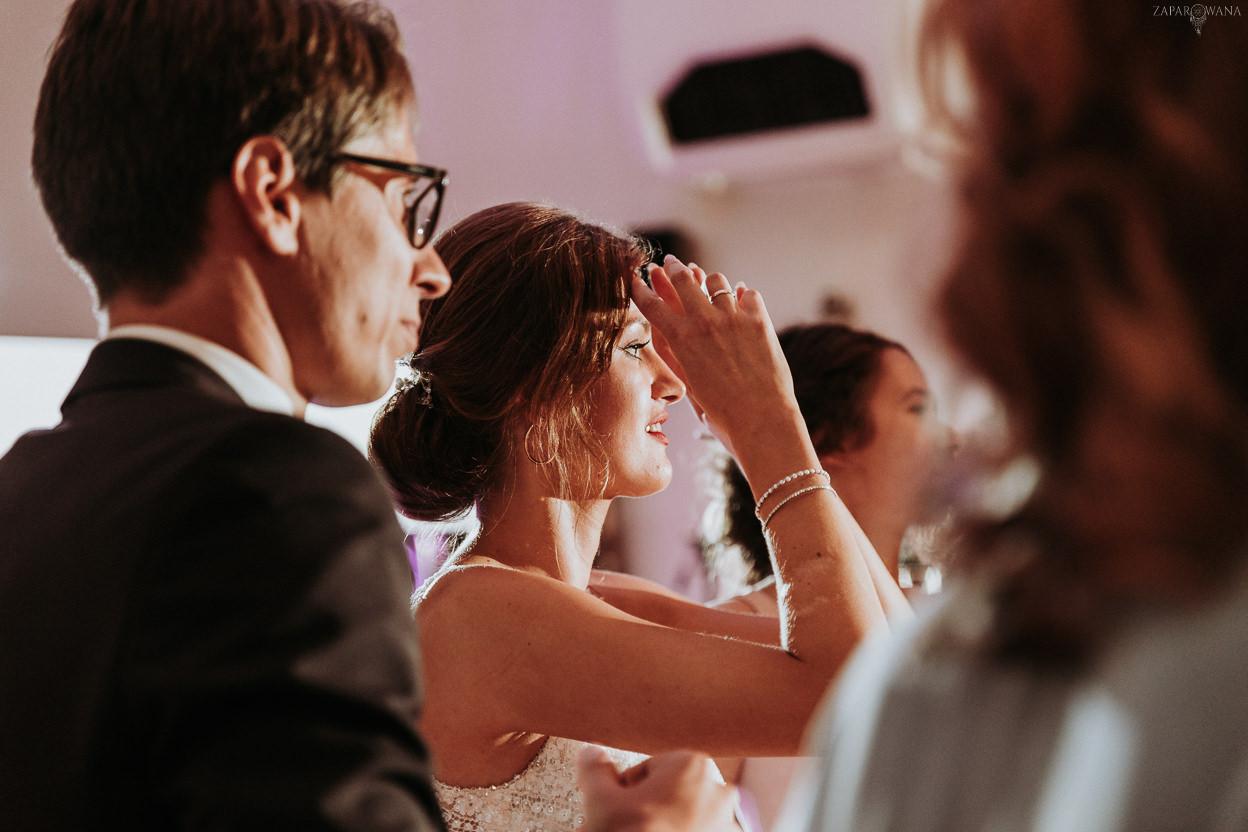 402 - ZAPAROWANA - Ślub A-A