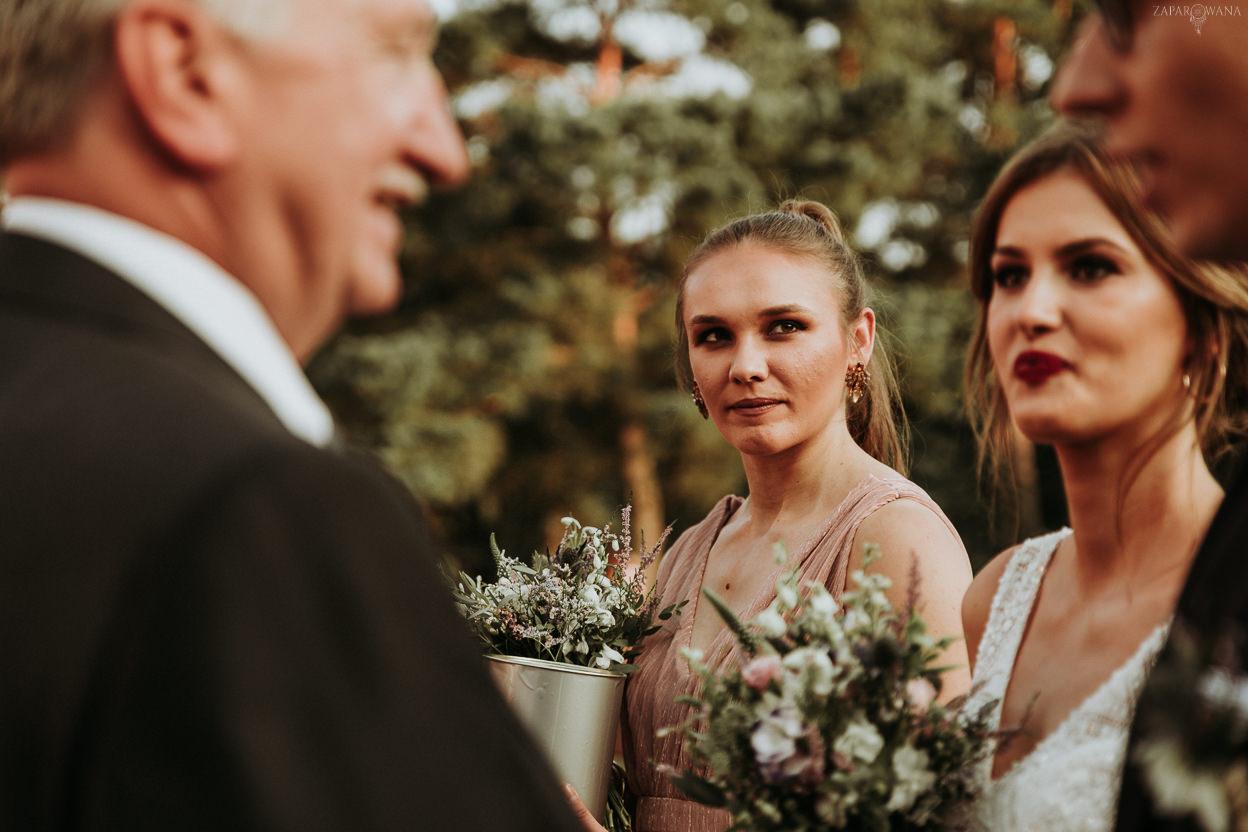 149 - ZAPAROWANA - Ślub A-A