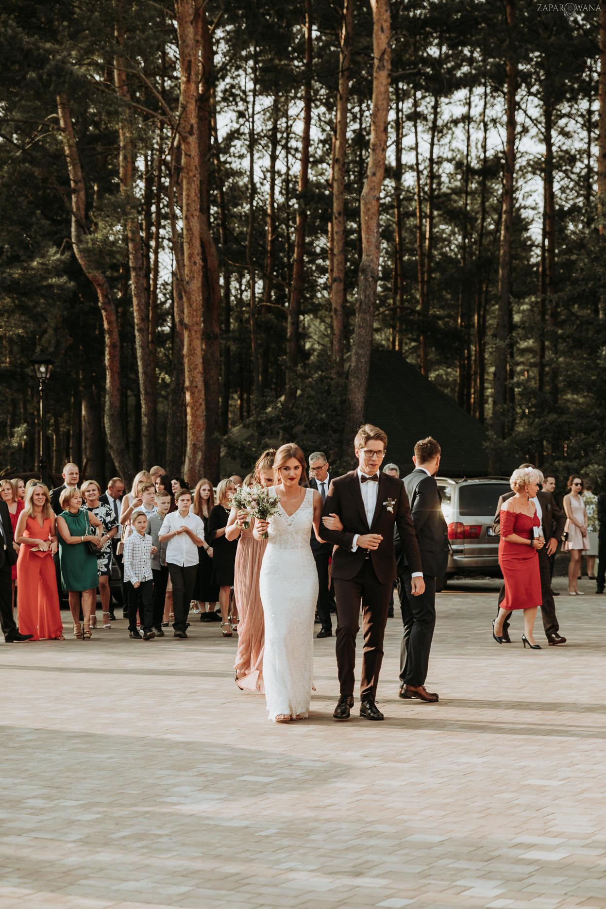 033 - ZAPAROWANA - Ślub A-A