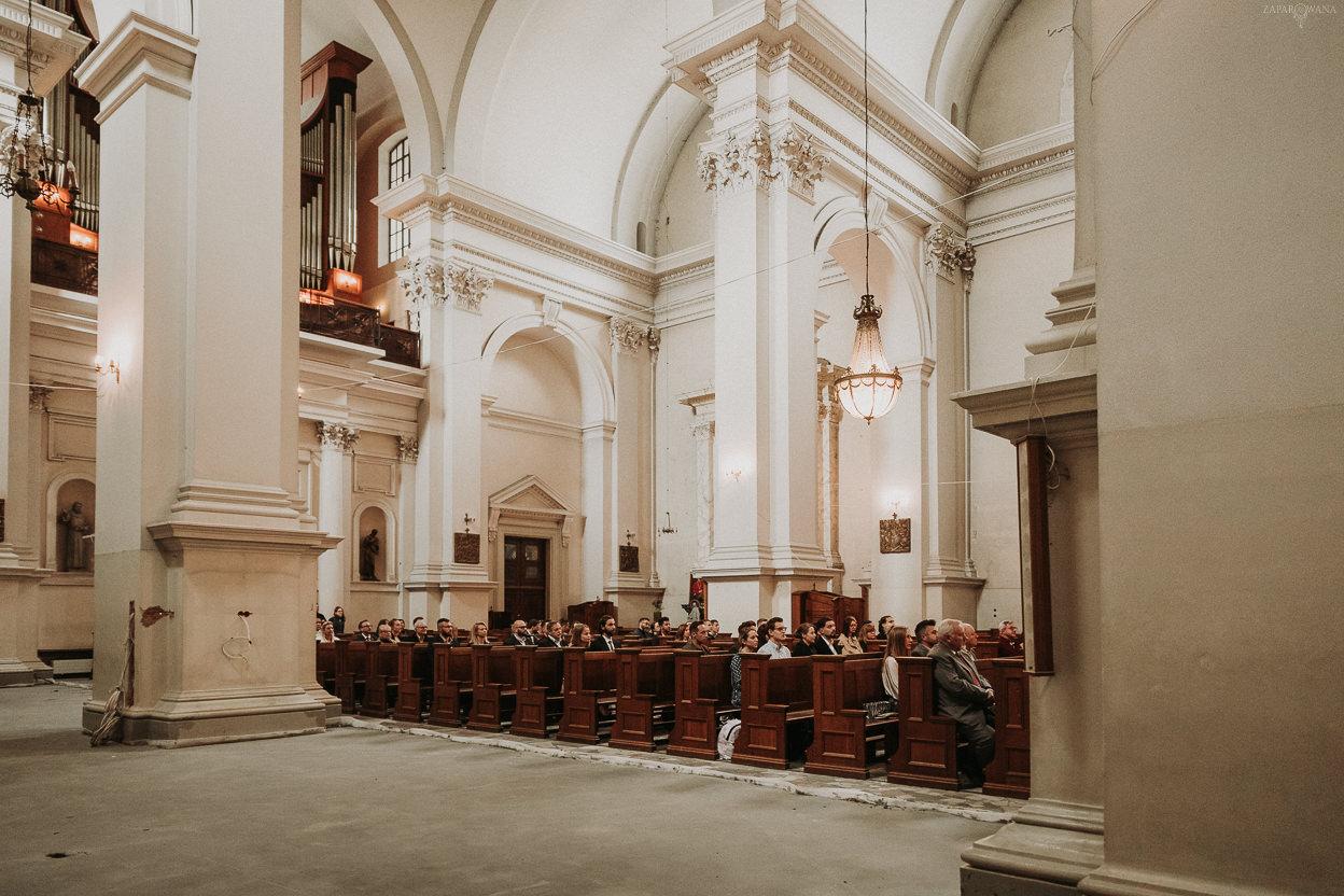 ZAPAROWANA - Fotograf ślubny Warszawa - Nietypowy Ślub Architektów - Wesele Przystanek Sztuka