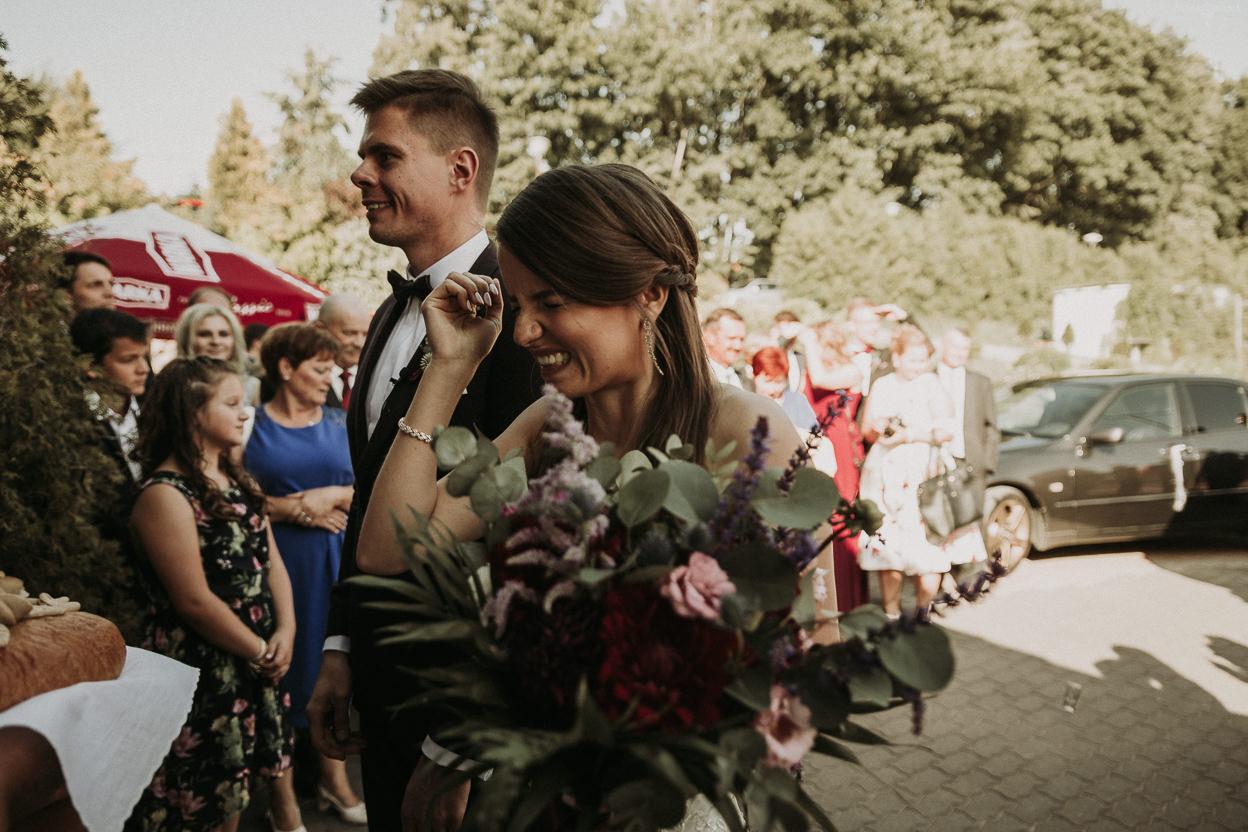 ZAPAROWANA - Fotografia ślubna Warszawa - Ślub boho Mazury