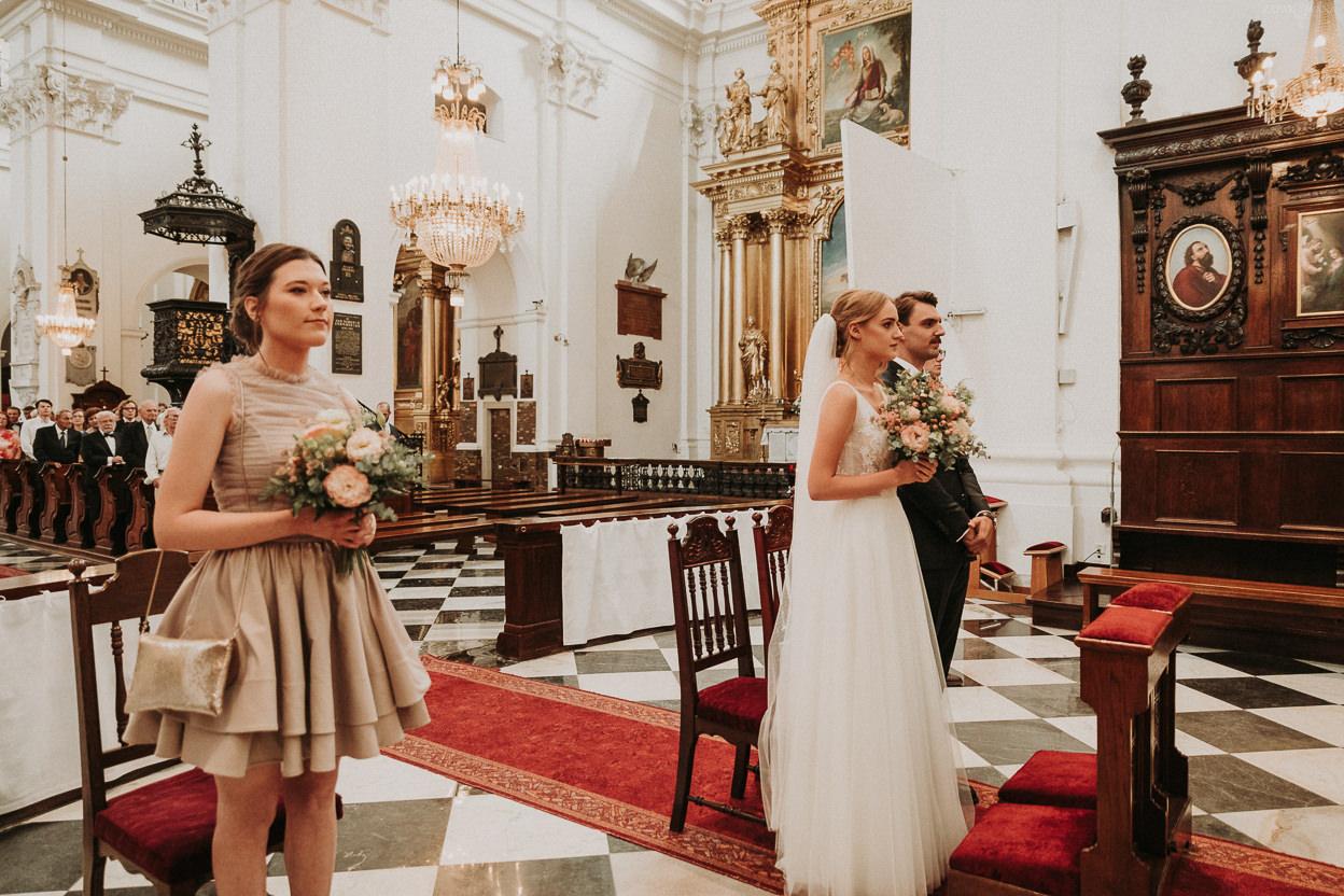 ZAPAROWANA - Fotograf ślubny Warszawa - Wesele Stara Oranżeria