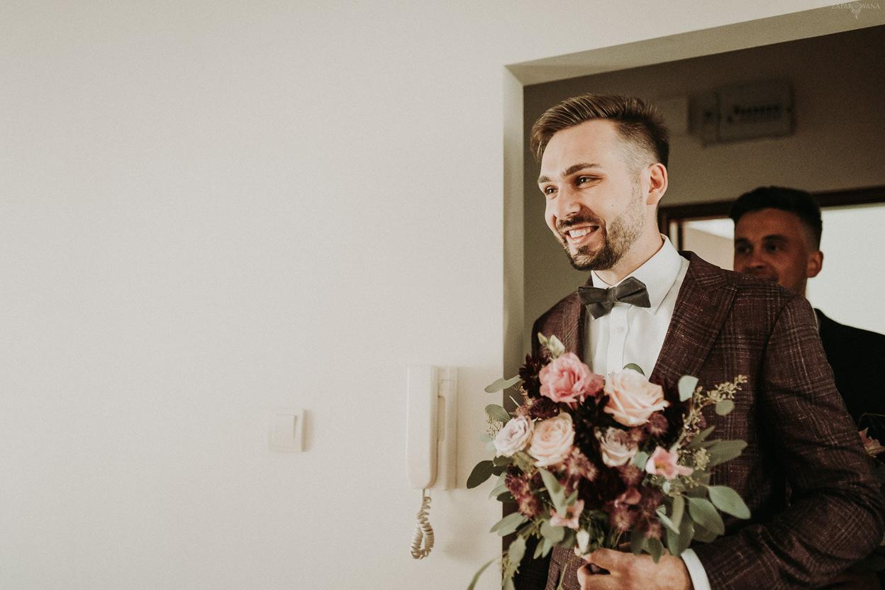 ZAPAROWANA - Fotograf ślubny Warszawa - Boho wesele Szklarnia Grodzisk