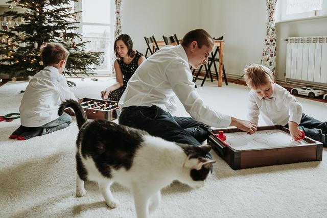 012 - Lifestyle'owa sesja rodzinna świąteczna - AAWM - ZAPAROWANA_