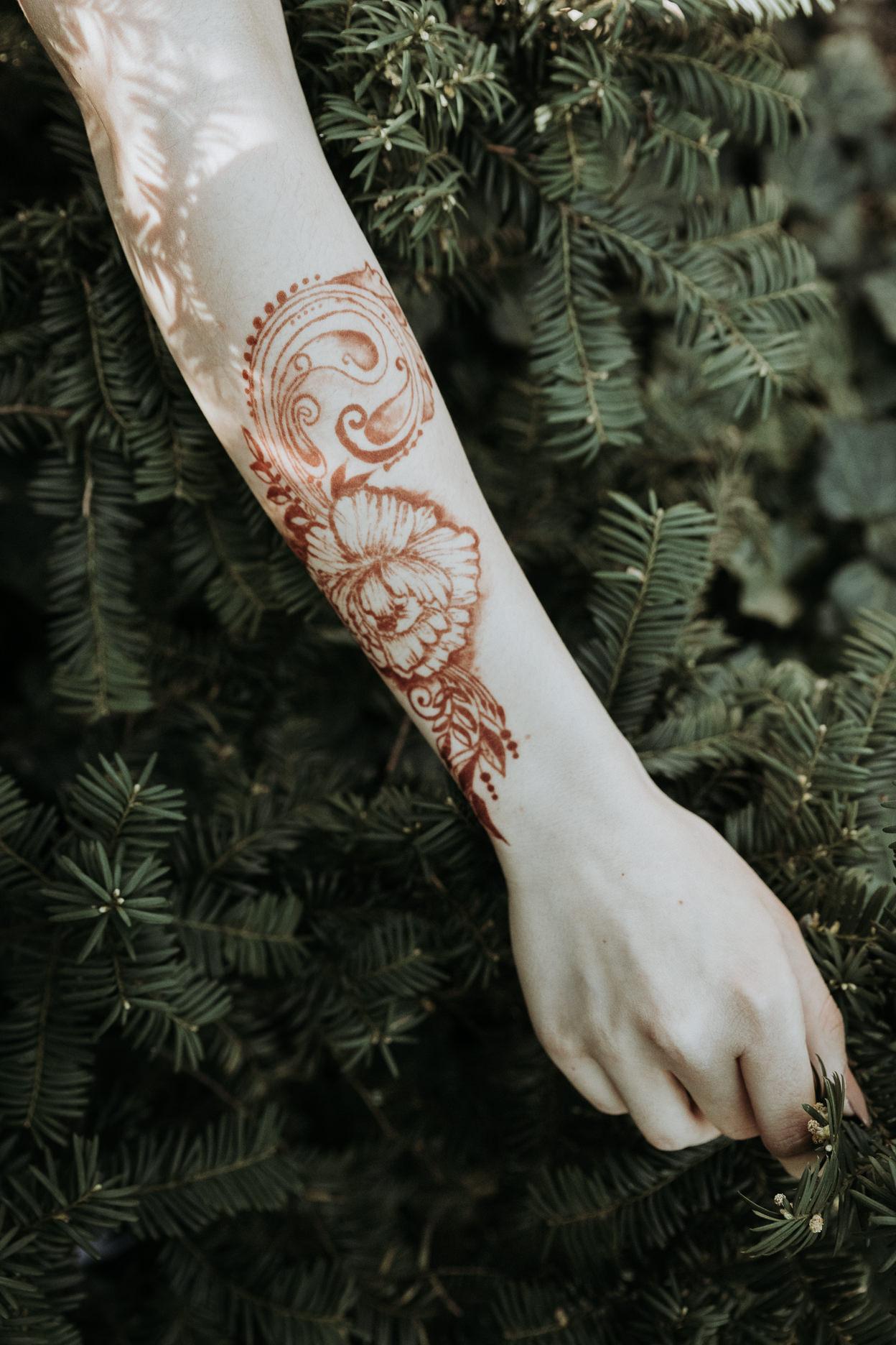 009 - ZAPAROWANA - Henna + Sukienki 1248px