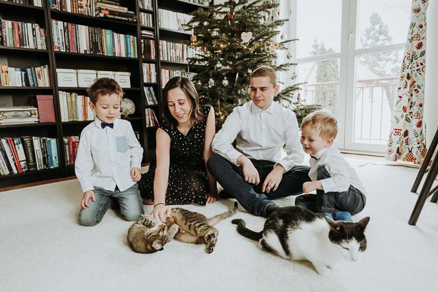 003 - Lifestyle'owa sesja rodzinna świąteczna - AAWM - ZAPAROWANA_