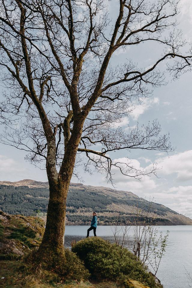008 - Szkocja - Loch Lomond i okolice - ZAPAROWANA_