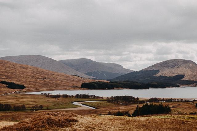033 - Szkocja - Loch Lomond i okolice - ZAPAROWANA_