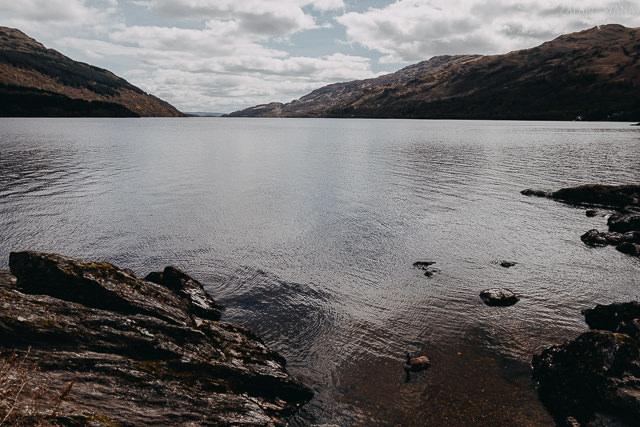 006 - Szkocja - Loch Lomond i okolice - ZAPAROWANA_