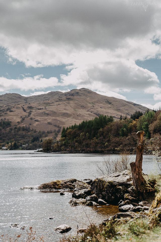 019 - Szkocja - Loch Lomond i okolice - ZAPAROWANA_