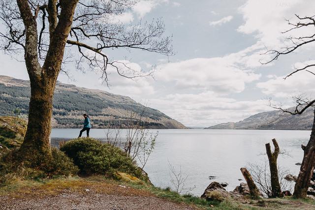 009 - Szkocja - Loch Lomond i okolice - ZAPAROWANA_