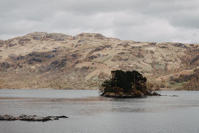 013 - Szkocja - Loch Lomond i okolice - ZAPAROWANA_