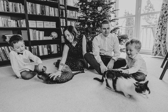 004 - Lifestyle'owa sesja rodzinna świąteczna - AAWM - ZAPAROWANA_