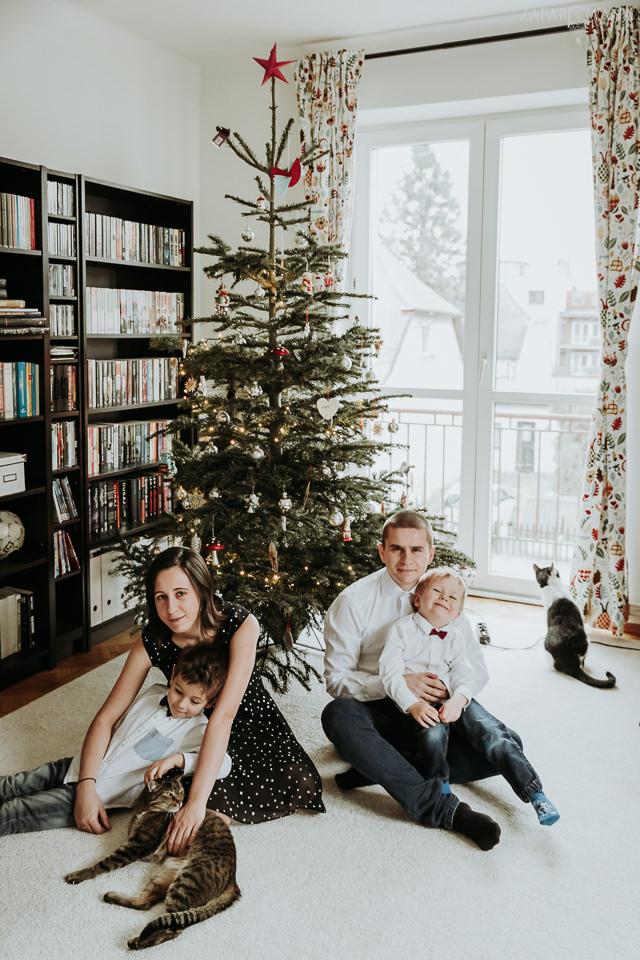 005 - Lifestyle'owa sesja rodzinna świąteczna - AAWM - ZAPAROWANA_