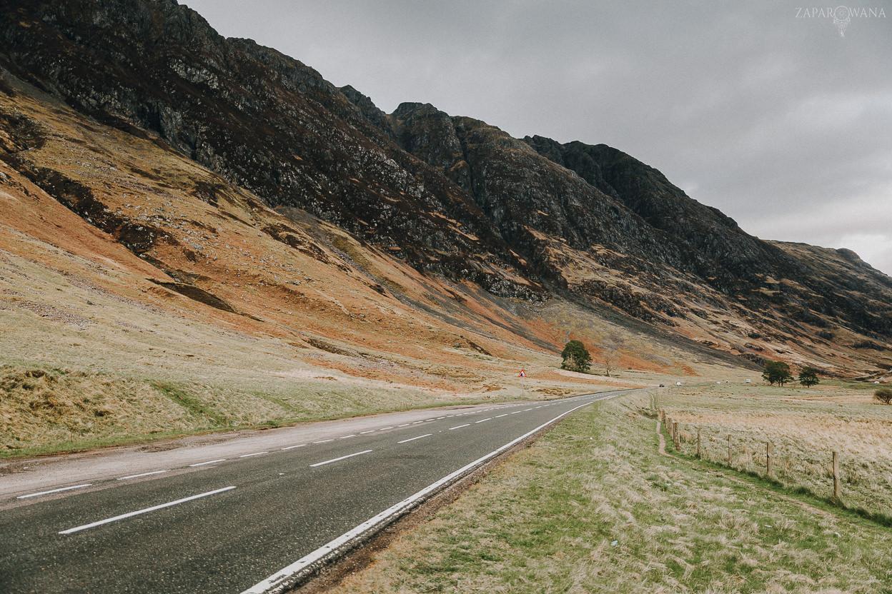 384 - Szkocja - ZAPAROWANA_