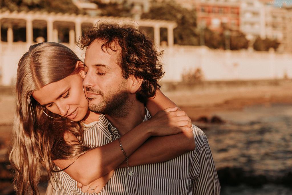 ZAPAROWANA - Sesja dla zakochanych w Porto Portugalia