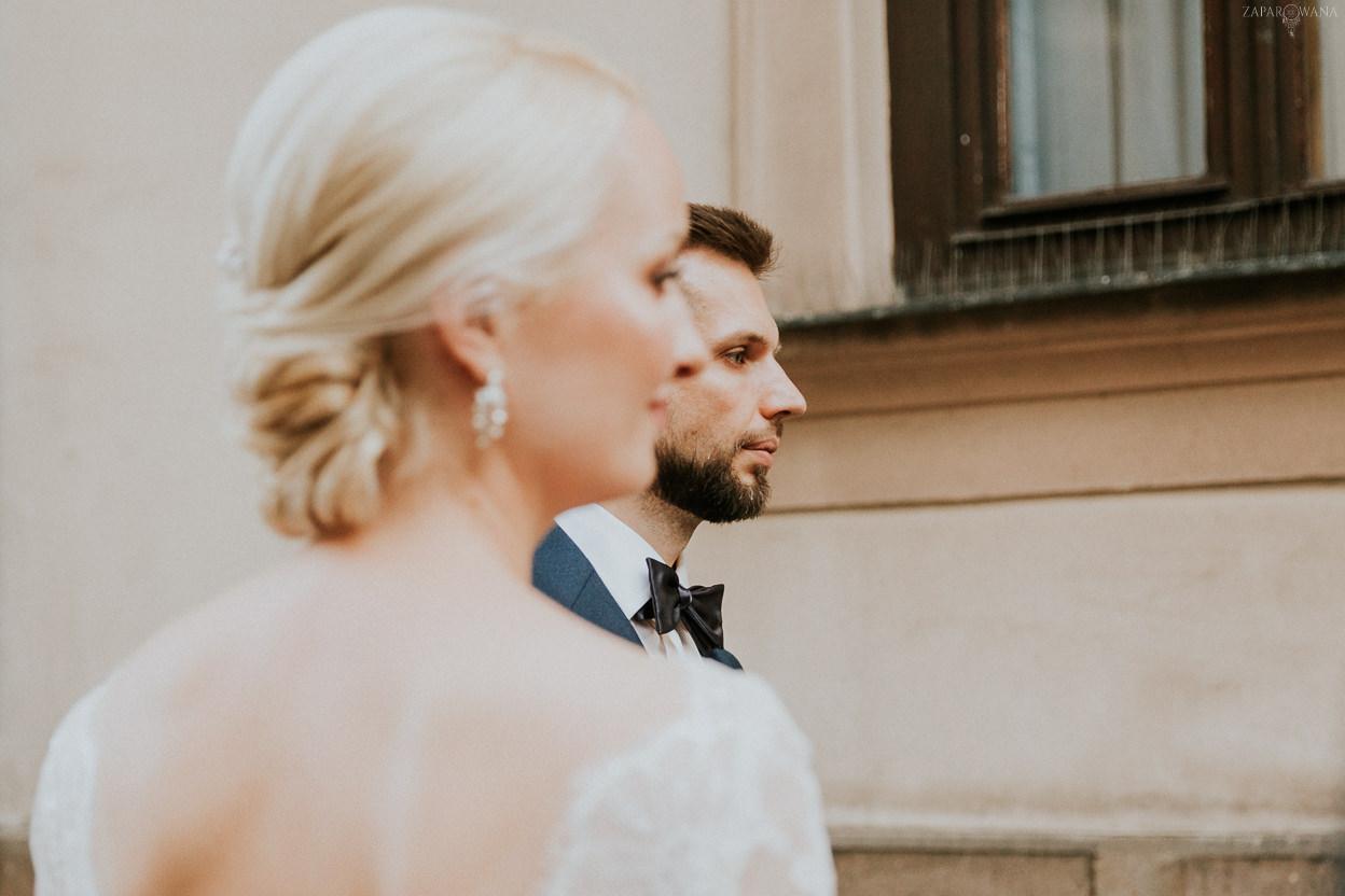386 - ZAPAROWANA - Kameralny ślub w Krakowie
