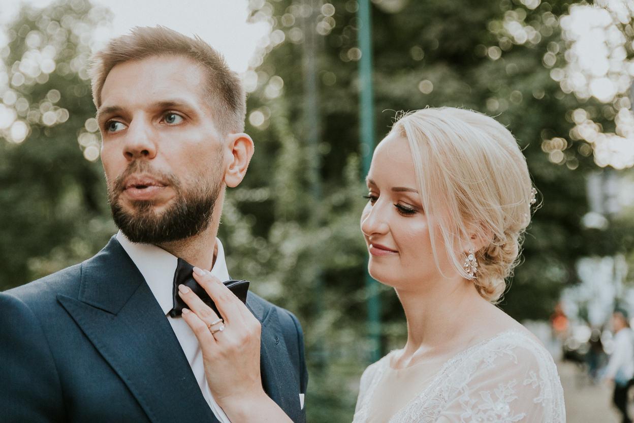 381 - ZAPAROWANA - Kameralny ślub w Krakowie