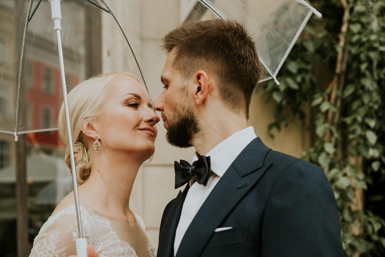 263 - ZAPAROWANA - Kameralny ślub w Krakowie