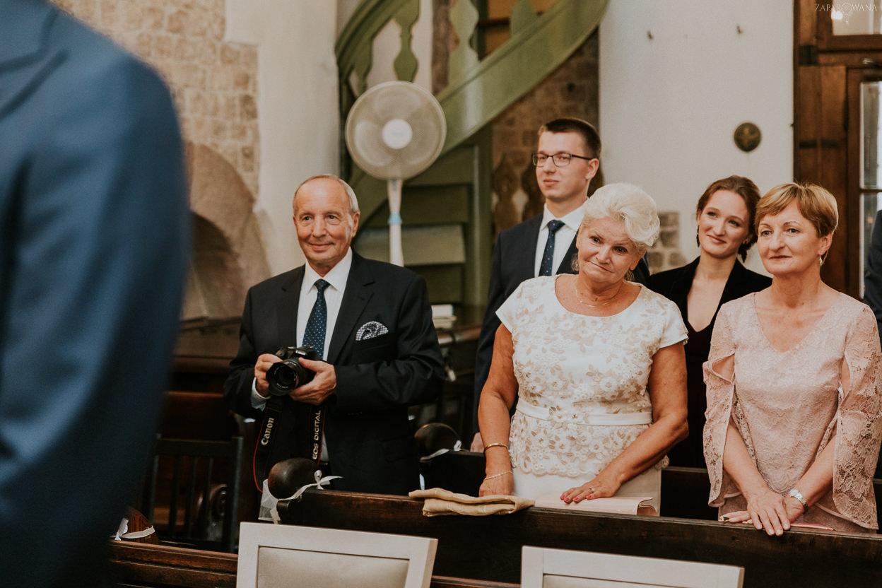 172 - ZAPAROWANA - Kameralny ślub w Krakowie