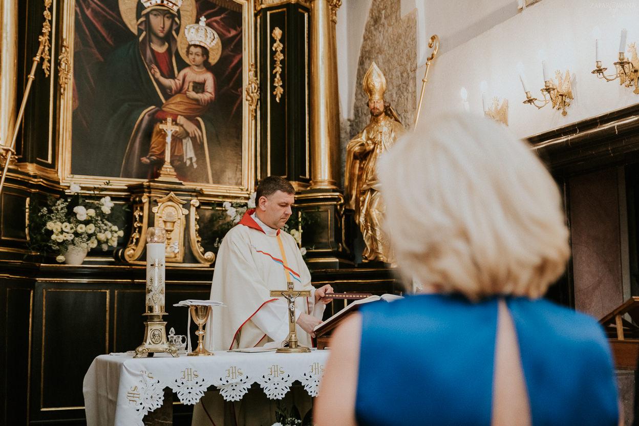161 - ZAPAROWANA - Kameralny ślub w Krakowie