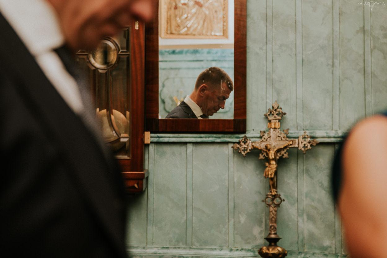 150 - ZAPAROWANA - Kameralny ślub w Krakowie