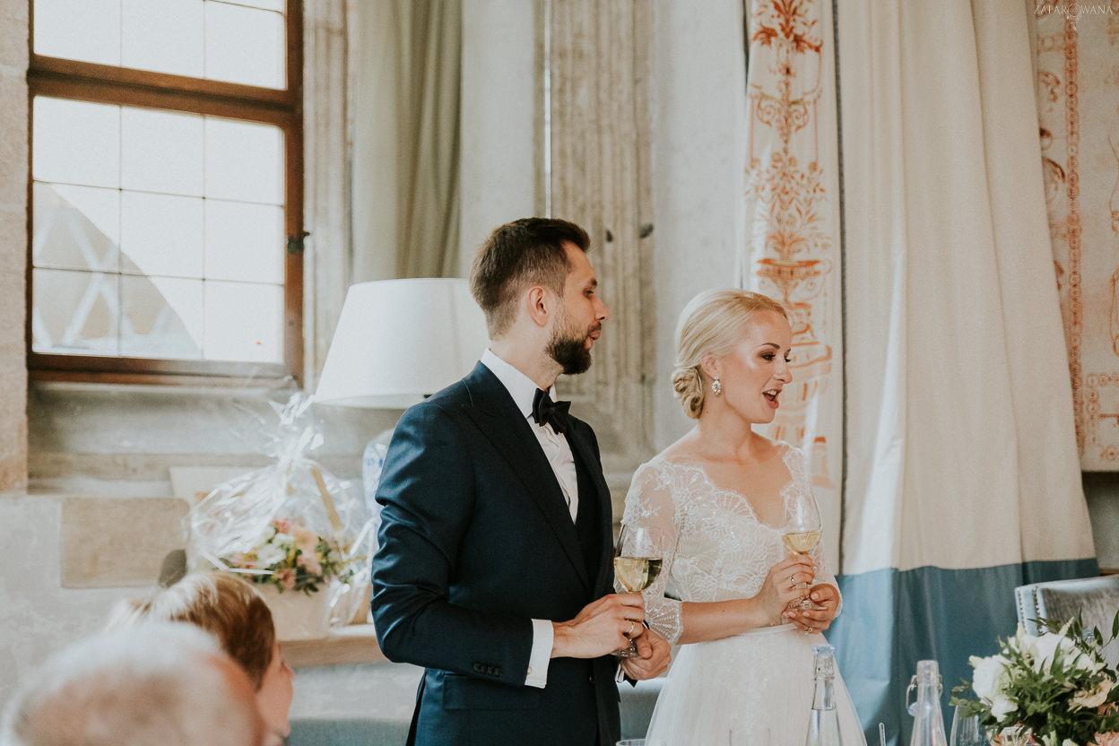 302 - ZAPAROWANA - Kameralny ślub w Krakowie