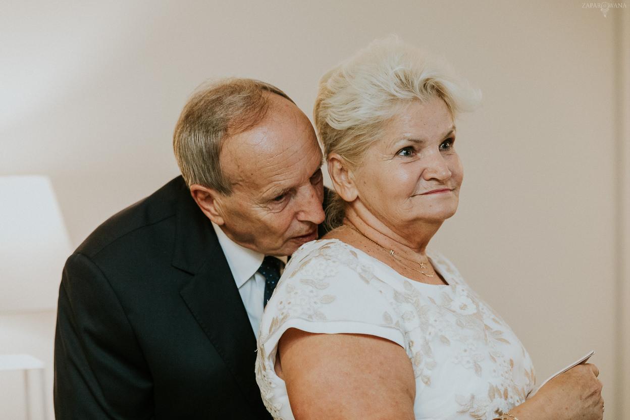 109 - ZAPAROWANA - Kameralny ślub w Krakowie