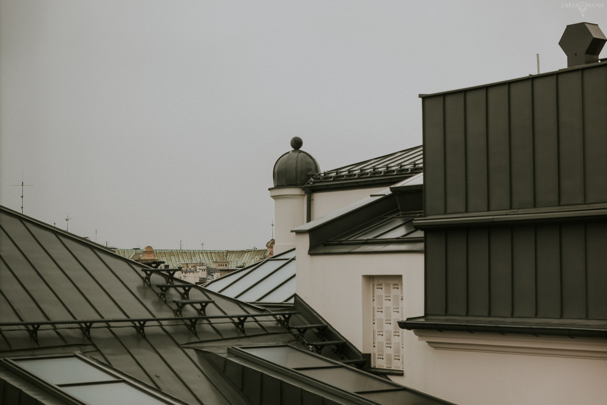 011 - ZAPAROWANA - Kameralny ślub w Krakowie