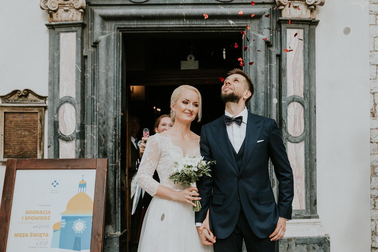 225 - ZAPAROWANA - Kameralny ślub w Krakowie