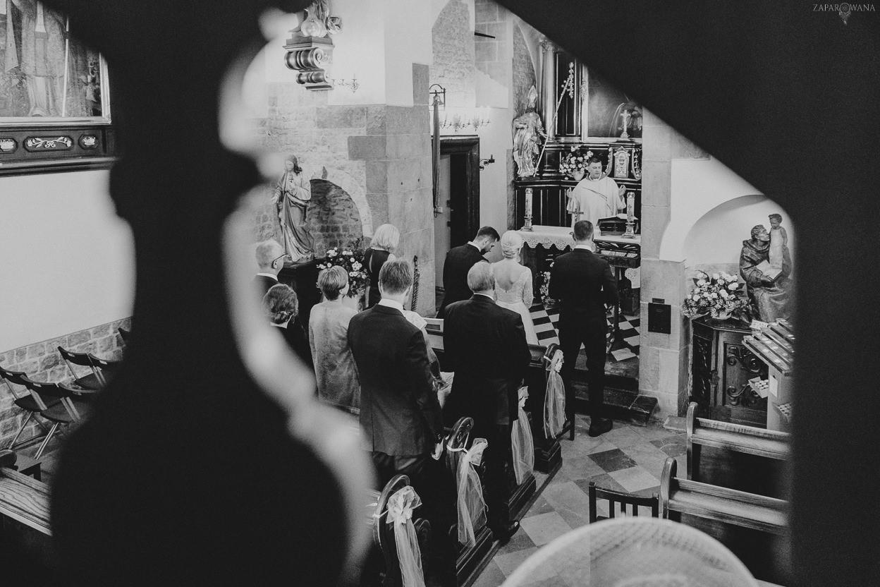 213 - ZAPAROWANA - Kameralny ślub w Krakowie