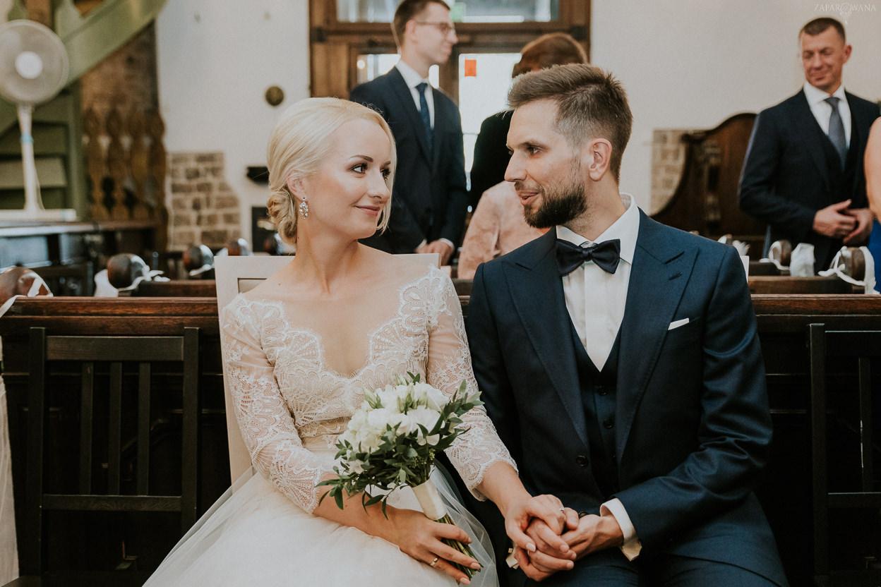 210 - ZAPAROWANA - Kameralny ślub w Krakowie