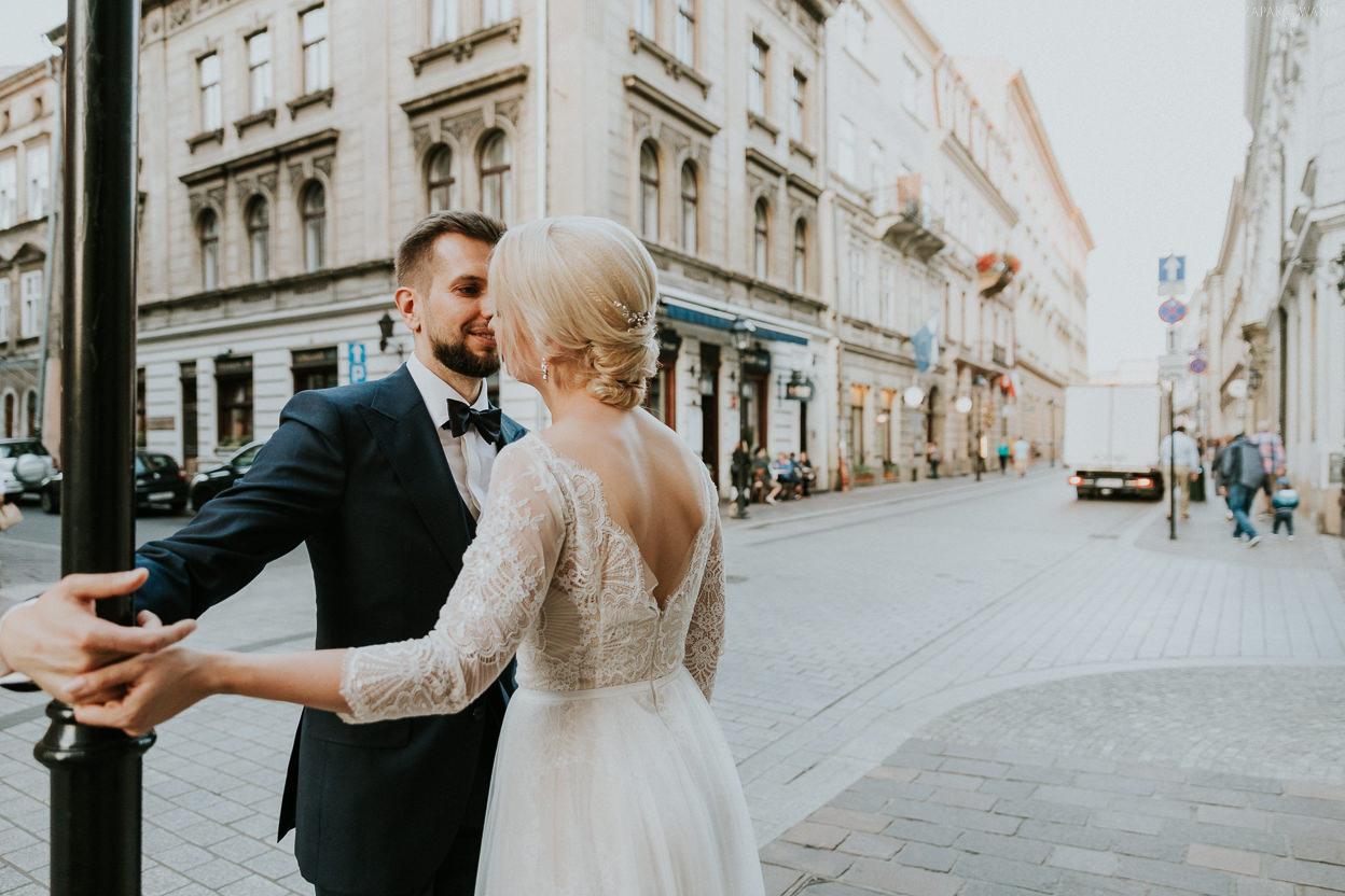 389 - ZAPAROWANA - Kameralny ślub w Krakowie