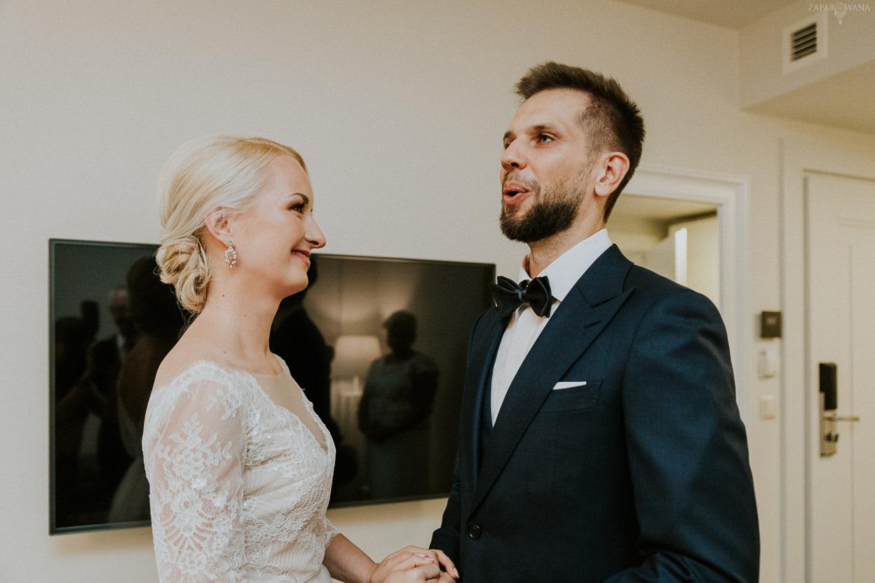 105 - ZAPAROWANA - Kameralny ślub w Krakowie