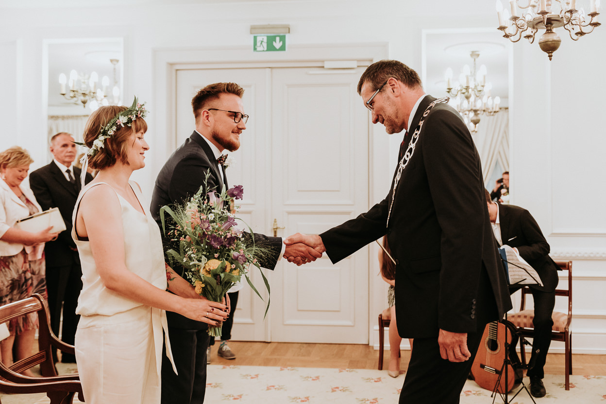 136 - ZAPAROWANA - Reportaż ślubny