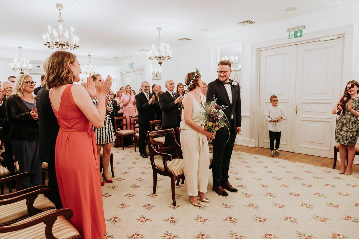 113 - ZAPAROWANA - Reportaż ślubny