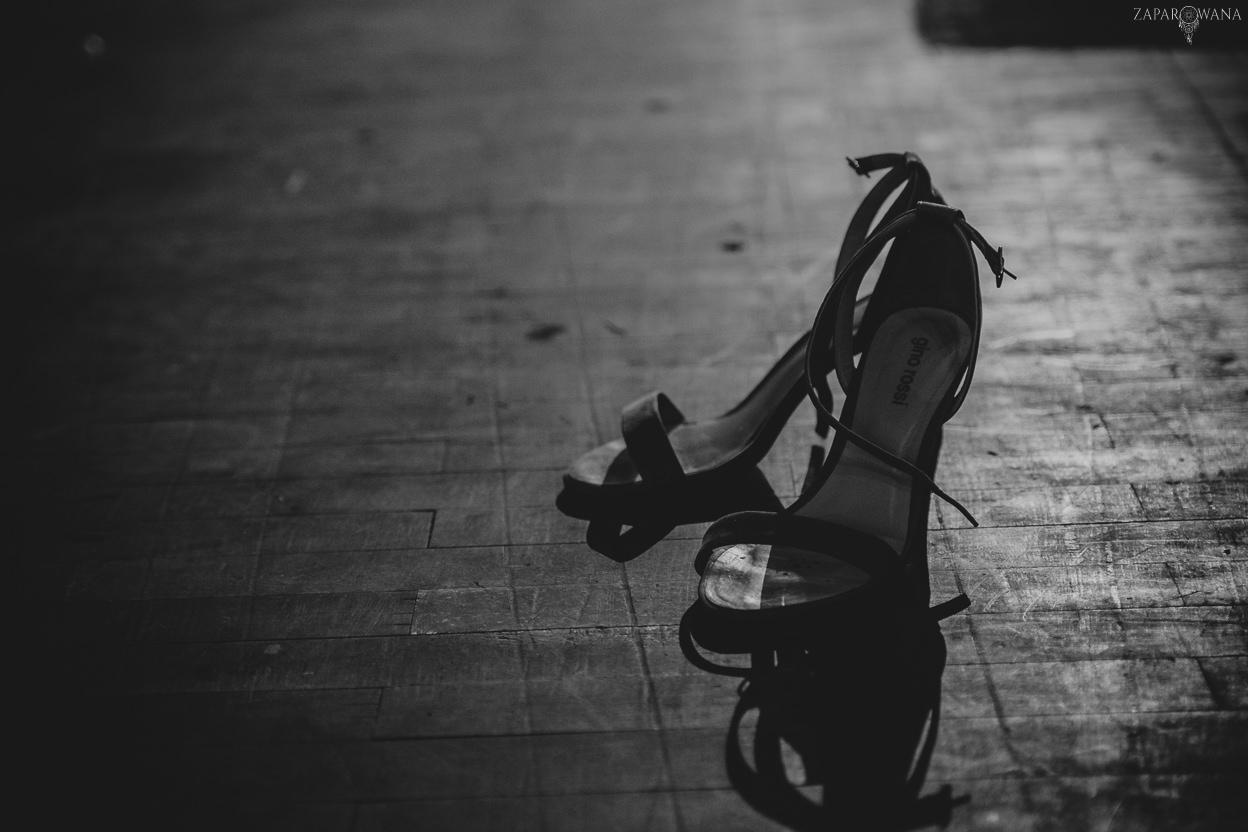 385 - ZAPAROWANA - Reportaż ślubny
