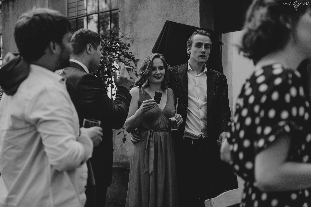 362 - ZAPAROWANA - Reportaż ślubny