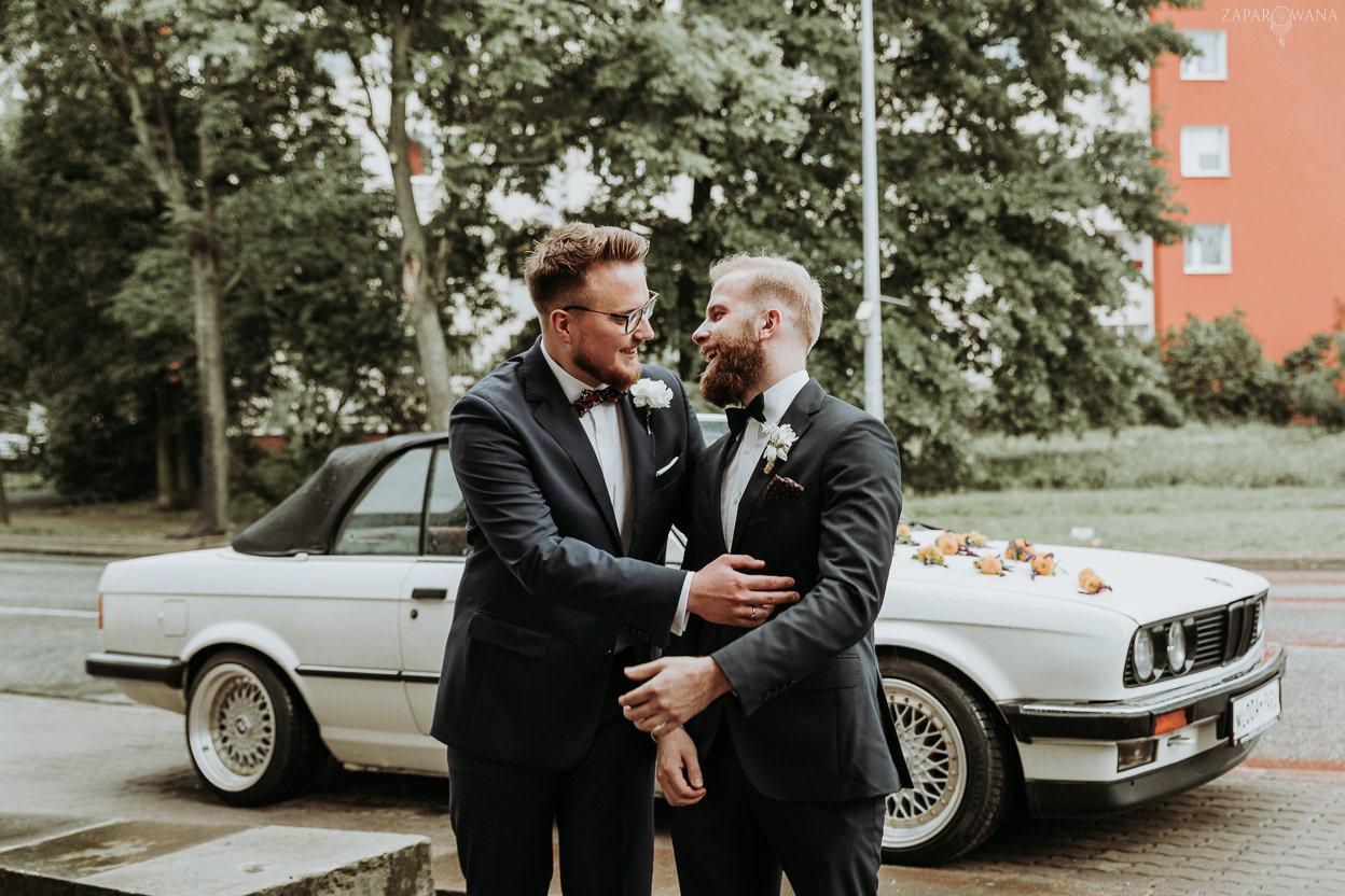224 - ZAPAROWANA - Reportaż ślubny