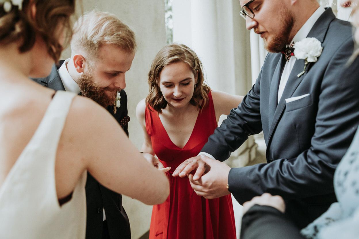 220 - ZAPAROWANA - Reportaż ślubny