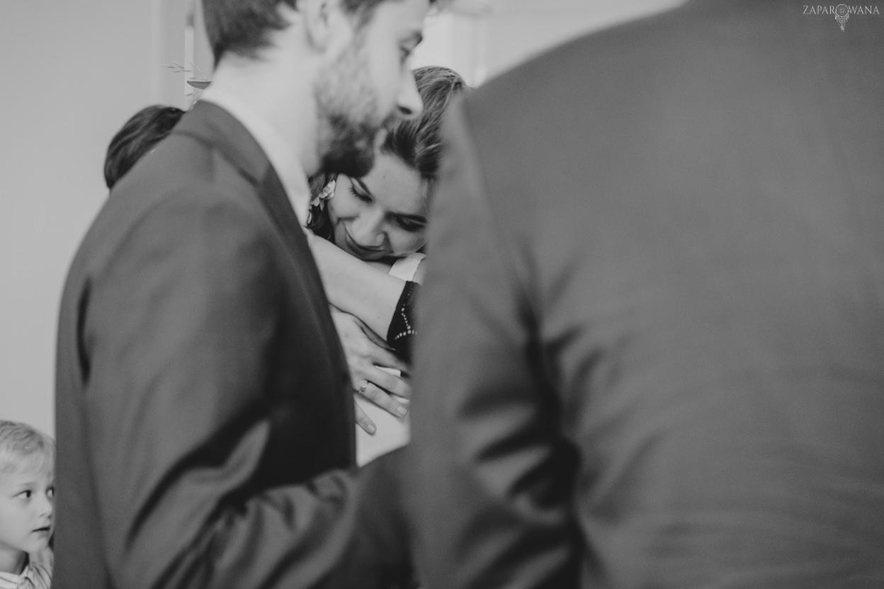 194 - ZAPAROWANA - Reportaż ślubny