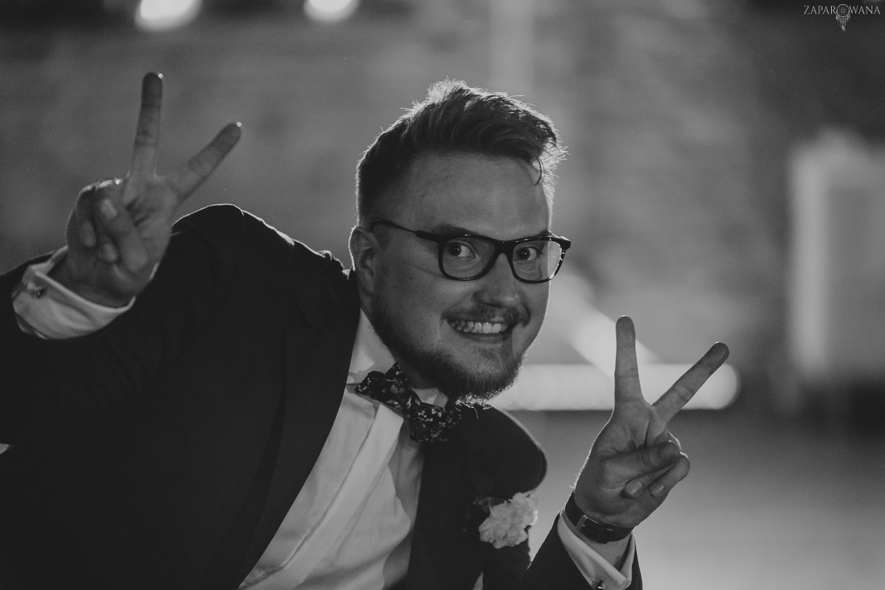 551 - ZAPAROWANA - Reportaż ślubny